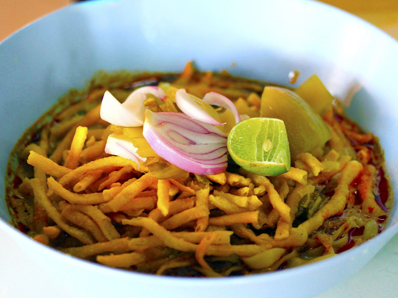 Eat some Khao Soi | Chiang Mai Trekking | The best trekking in Chiang Mai with Piroon Nantaya
