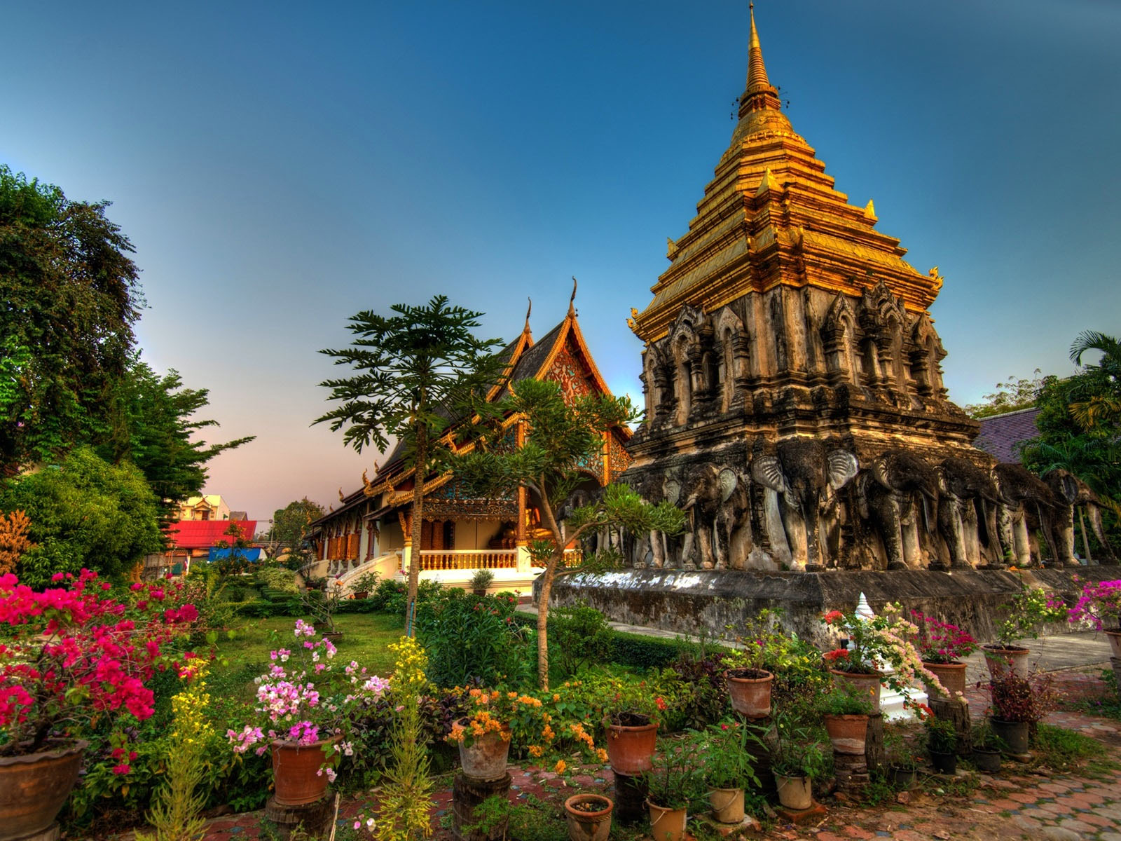 Wat Chiang Man | Chiang Mai Trekking | The best trekking in Chiang Mai with Piroon Nantaya